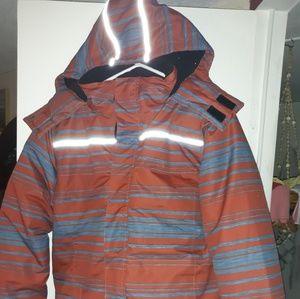 Jackets & Blazers - Hooded Coat